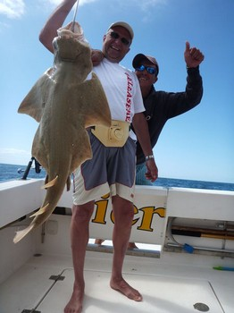 18/02 Angelshark Cavalier & Blue Marlin Sport Fishing Gran Canaria