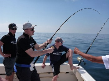 hook up Cavalier & Blue Marlin Sport Fishing Gran Canaria
