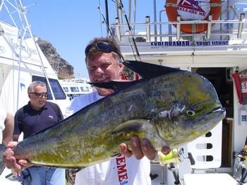 25/05 Dorado Cavalier & Blue Marlin Sport Fishing Gran Canaria