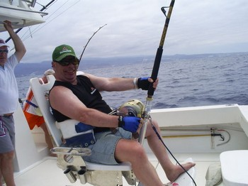 26/05 Hooked up Cavalier & Blue Marlin Sport Fishing Gran Canaria