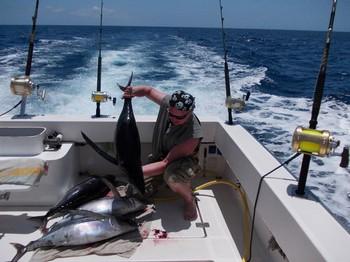 Nice Catch Cavalier & Blue Marlin Sport Fishing Gran Canaria