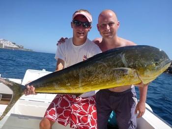 11/06 Dorado Cavalier & Blue Marlin Sport Fishing Gran Canaria