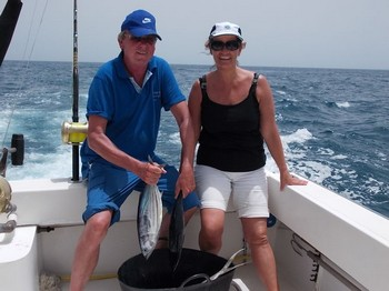 Skipjacks Cavalier & Blue Marlin Sport Fishing Gran Canaria