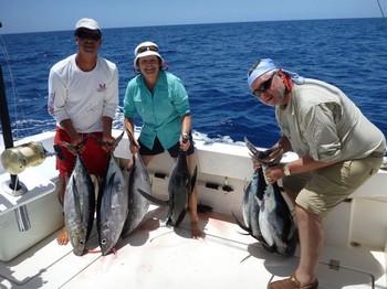Albacores Cavalier & Blue Marlin Sport Fishing Gran Canaria