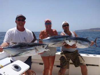 09/07 Albacores Cavalier & Blue Marlin Sport Fishing Gran Canaria