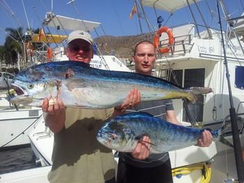 Dorado's Cavalier & Blue Marlin Sport Fishing Gran Canaria