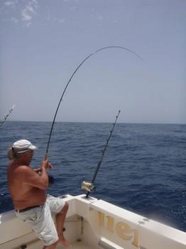 20/07 Hooked up Cavalier & Blue Marlin Sport Fishing Gran Canaria