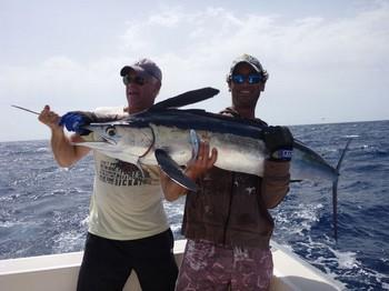 30/07 White Marlin Cavalier & Blue Marlin Sport Fishing Gran Canaria