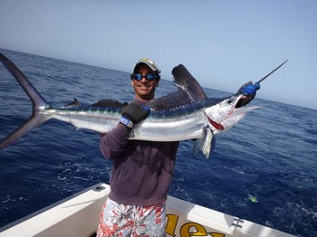 31/07 Spearfish Cavalier & Blue Marlin Sport Fishing Gran Canaria