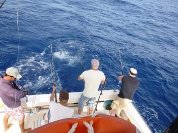 Triple Cavalier & Blue Marlin Sport Fishing Gran Canaria