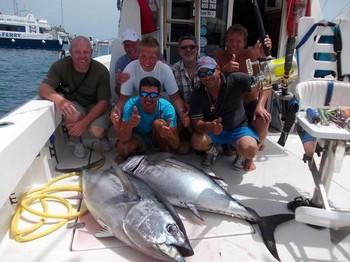 Big Eye Tunas Cavalier & Blue Marlin Sport Fishing Gran Canaria