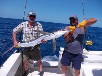 08/08 Spearfish Cavalier & Blue Marlin Sport Fishing Gran Canaria