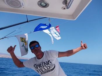 The Flags Cavalier & Blue Marlin Sport Fishing Gran Canaria