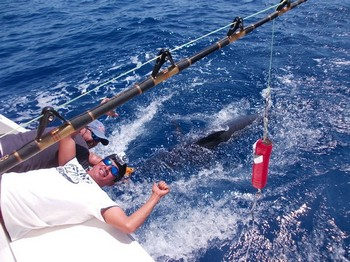 Flabbergasted Cavalier & Blue Marlin Sport Fishing Gran Canaria