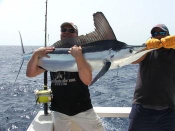 09/08 White Marlin Cavalier & Blue Marlin Sport Fishing Gran Canaria