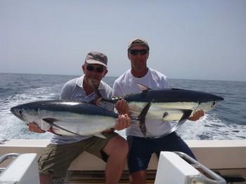 28/08 Albacores Cavalier & Blue Marlin Sport Fishing Gran Canaria