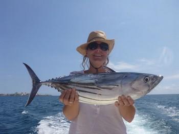 Atún barrilete Pesca Deportiva Cavalier & Blue Marlin Gran Canaria