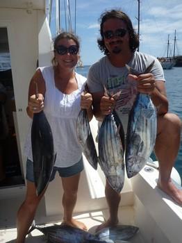 Bien hecho ! Pesca Deportiva Cavalier & Blue Marlin Gran Canaria