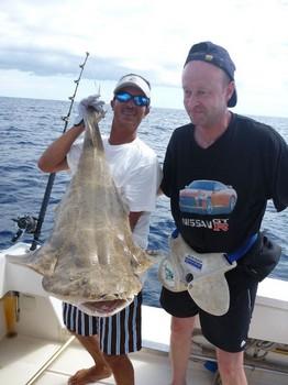 13/10 Angel shark Cavalier & Blue Marlin Sport Fishing Gran Canaria