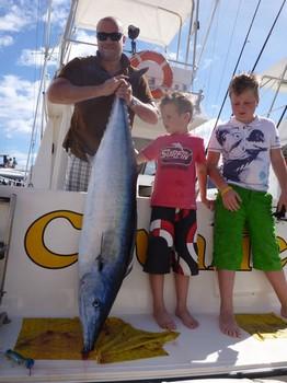 20/10 Wahoo Cavalier & Blue Marlin Sport Fishing Gran Canaria