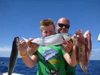 Satisfied Anglers Cavalier & Blue Marlin Sport Fishing Gran Canaria