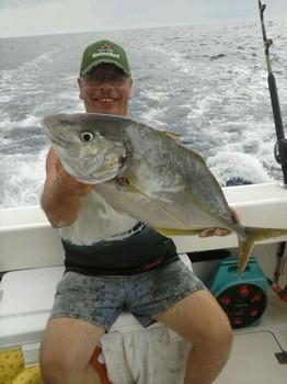 03/11 Trevally Cavalier & Blue Marlin Sport Fishing Gran Canaria
