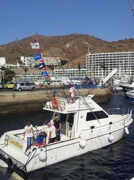The Cavalier Cavalier & Blue Marlin Sport Fishing Gran Canaria