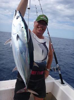 6/11 Skipjack Tuna Cavalier & Blue Marlin Sport Fishing Gran Canaria