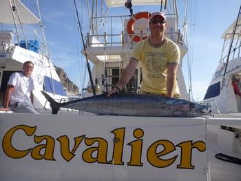 23/11 Wahoo Cavalier & Blue Marlin Sport Fishing Gran Canaria