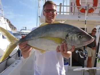 Trevally Cavalier & Blue Marlin Sport Fishing Gran Canaria