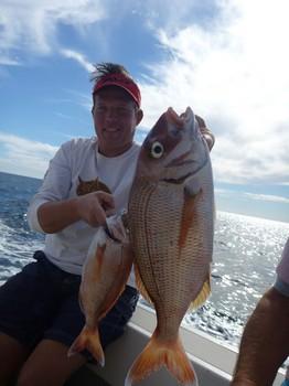 9/1 Red Snapper Cavalier & Blue Marlin Sport Fishing Gran Canaria