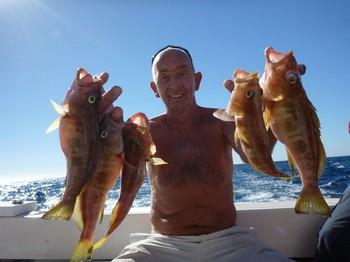 10/01 Comber Cavalier & Blue Marlin Sport Fishing Gran Canaria