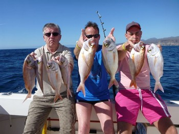 Well done Cavalier & Blue Marlin Sport Fishing Gran Canaria