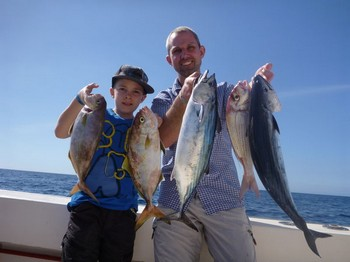 21/02 Well done Cavalier & Blue Marlin Sport Fishing Gran Canaria