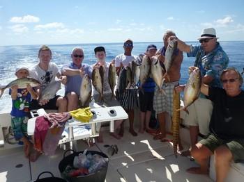 22/02 Great Catch Cavalier & Blue Marlin Sport Fishing Gran Canaria