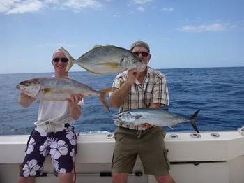 Marcel en Freek Cavalier & Blue Marlin Sport Fishing Gran Canaria