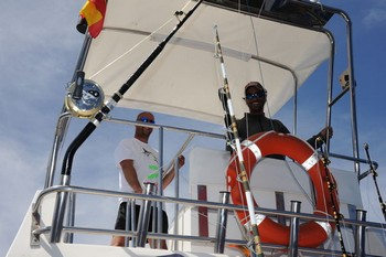 Pici Picu Cavalier & Blue Marlin Sport Fishing Gran Canaria