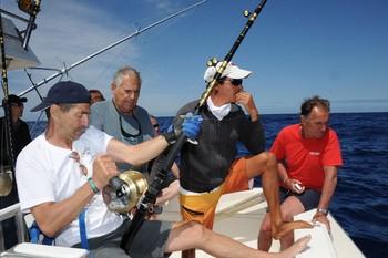 Atún patudo - 100 kilo Pesca Deportiva Cavalier & Blue Marlin Gran Canaria