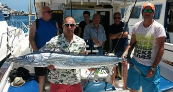 Shortbill spearfish Cavalier & Blue Marlin Sport Fishing Gran Canaria