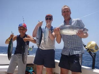 Satisfied Family Cavalier & Blue Marlin Sport Fishing Gran Canaria