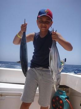 Barcelona ! Cavalier & Blue Marlin Sport Fishing Gran Canaria