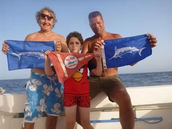 Happy Anglers Cavalier & Blue Marlin Sport Fishing Gran Canaria