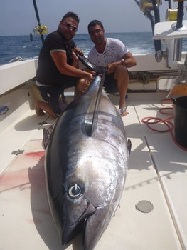 Tuna big eye Cavalier & Blue Marlin Sport Fishing Gran Canaria