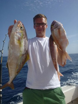 Nice Catch Cavalier & Blue Marlin Sport Fishing Gran Canaria