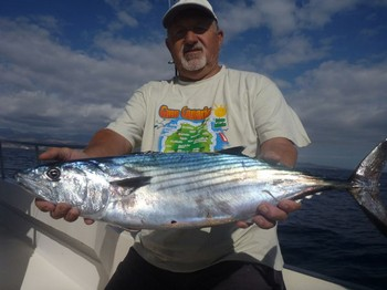 Atlantic Bonito Cavalier & Blue Marlin Sport Fishing Gran Canaria