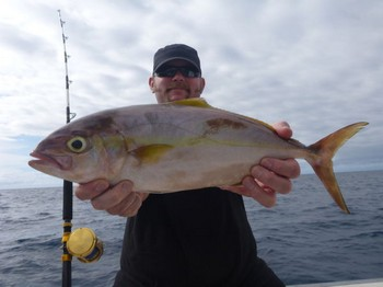 Amberjack - Roger Wihlborg on the boat Cavalier Cavalier & Blue Marlin Sport Fishing Gran Canaria
