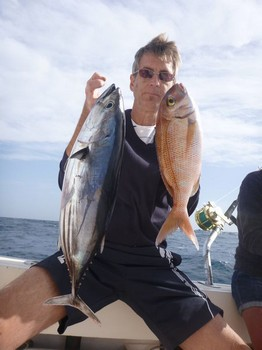 Skipjack & Red Snapper Cavalier & Blue Marlin Sport Fishing Gran Canaria