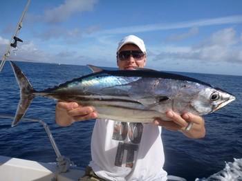 Good Fishing - Congratulations - Boat Cavalier - Puerto Rico - Gran Canaria Cavalier & Blue Marlin Sport Fishing Gran Canaria