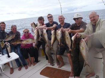 Beautiful catch on the Cavalier Cavalier & Blue Marlin Sport Fishing Gran Canaria