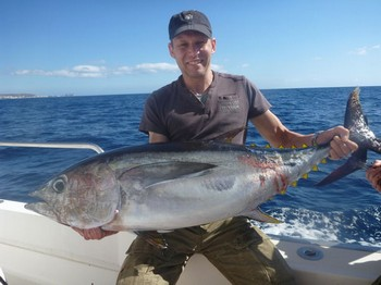 Bigeye Tuna - David Schuldt from Germany Cavalier & Blue Marlin Sport Fishing Gran Canaria